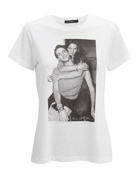 Marc And Kate T Shirt by Rose Hartman