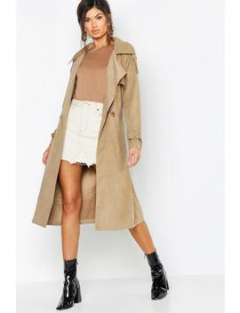 Belted Trench by Boohoo