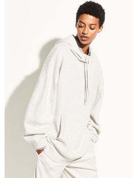 Double Layer Cashmere Hoodie by Vince