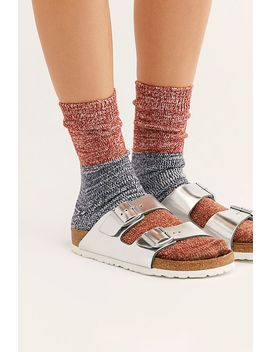 Winter Weekends 3 Pack Crew Socks by Free People