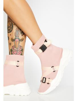 Pretty Swerve Bish Chunky Sneakers by Cape Robbin