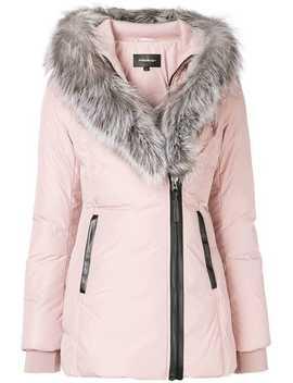 Fur Trimmed Jacket by Mackage