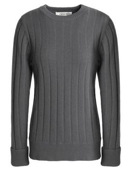 Ribbed Cashmere Sweater by Goat
