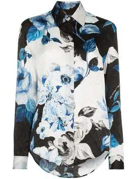 Floral Long Sleeve Shirt by Off White
