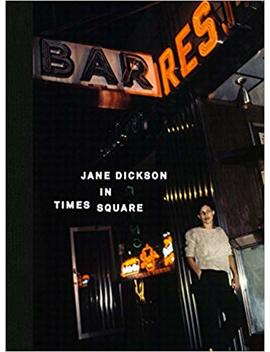 Jane Dickson In Times Square by Amazon