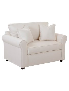 Klaussner Furniture Marco Convertible Chair & Reviews by Klaussner Furniture