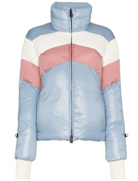 Lamar Down Filled Jacket by Moncler Grenoble