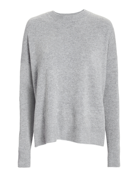 High Low Grey Sweater by Derek Lam 10 Crosby