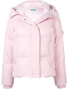 Oversized Puffer Jacket by Kenzo