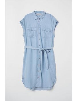 Sukienka Z Lyocellu by H&M