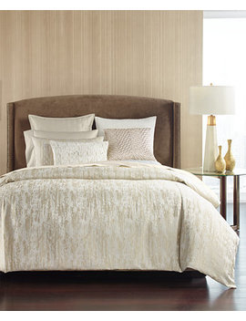 Opalescent King Duvet Cover, Created For Macy's by Hotel Collection