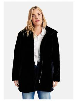 Oso   Winter Coat by Violeta By Mango