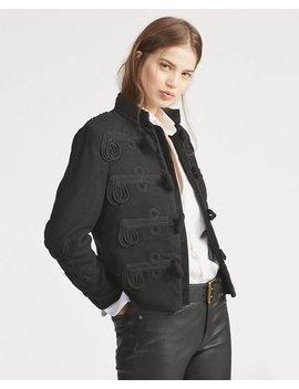 Bullion Admiral's Jacket by Ralph Lauren
