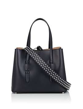 Small Leather Tote Bag by Alaïa