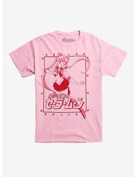 Sailor Moon Usagi Kanji T Shirt by Hot Topic