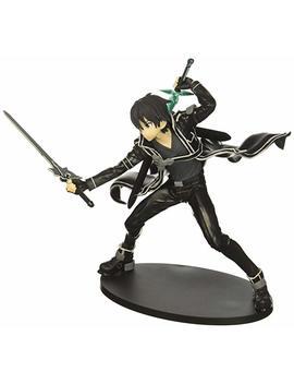 Banpresto Sword Art Online Exq Figure Kirito Figure by Banpresto
