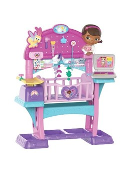Doc Mc Stuffins All In One Nursery by Doc Mc Stuffins