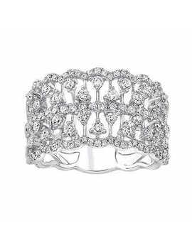 Round Brilliant Diamond Band (1.05 Ctw) by Costco
