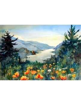 Columbia Gorge 374 by Etsy