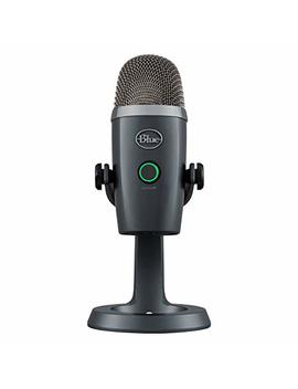 Blue Yeti Nano Premium Usb Mic For Recording And Streaming   Shadow Grey by Blue