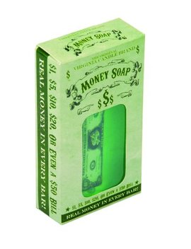 Wood Wick 544106 Money Soap by Wood Wick