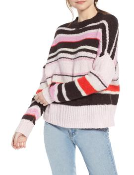 Stripe Sweater by Something Navy