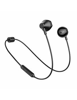 Yineme Bluetooth Headphones 8 H Playtime Magnetic Bluetooth Earphones Sweatproof, Comfortable Wireless Headphones With Hd Stereo Sound, Noise Cancelling Wireless Earphones With Mic For Sports Running by Yineme