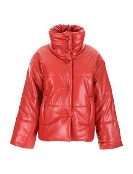 Nanushka Hide Puffer Jacket by Nanushka