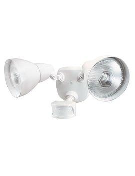 Heath Zenith 120 Watt Led Outdoor Security Spot Light With Motion Sensor & Reviews by Heath Zenith