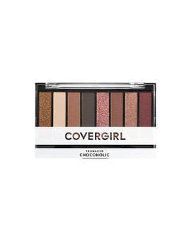 Cover Girl Tru Naked Scented Eyeshadow Palette,Chocoholic0.23 Oz by Walgreens