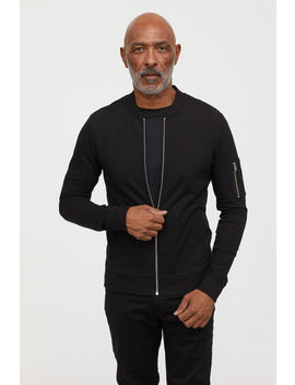 Jersey Bomber Muscle Fit by H&M