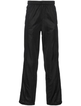 Drawstring Track Pants With Side Stripe by Our Legacy