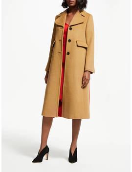 Boden Farleigh Coat, Camel by Boden