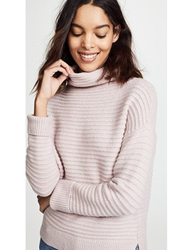 Belmont Mock Neck Sweater by Madewell
