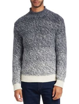 Marled Knit Sweater by Loro Piana
