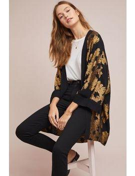 Opulent Kimono Jacket by Kirei