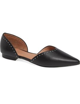 Eve Studded D'orsay Flat by Halogen®
