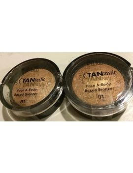 Milani Tantastic All Over Baked Bronzer   01 Fantastic In Gold, Lot Of 2 by Milani