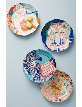 Paige Gemmel Dessert Plate by Anthropologie