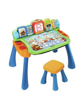 V Tech Touch & Learn Activity Desk by Argos