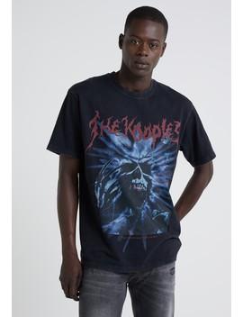 Slub   T Shirts Med Print by The Kooples