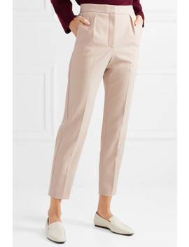 Pantalon Droit En Serge City by Theory