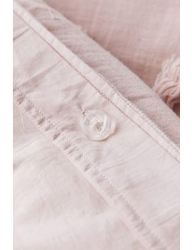 Bungalow Netted Trim Duvet Cover by Urban Outfitters