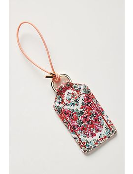 Primrose Luggage Tag by Anthropologie