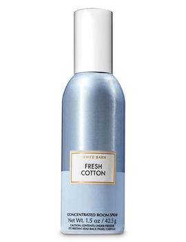 Fresh Cotton   Concentrated Room Spray    by Bath & Body Works