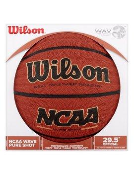"Wilson Ncaa Wave 29.5"" Basketball by Wilson"