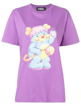 Loose Fit Printed T Shirt by Jeremy Scott