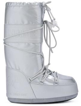 X Moon Boots by Jeremy Scott