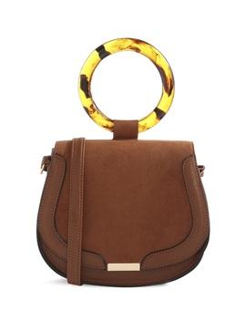Tan Hoop Saddle Bag by Primark