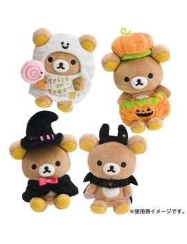 Rilakkuma Halloween Okigae Clothes Set Costume San X Limited Edition Rare 2018 by San X